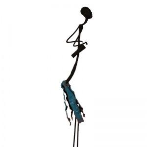 Les hautes figurines