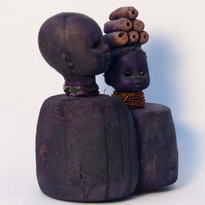 Les sculptures de Gérard Quenum