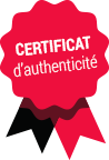 Certificat d\'authenticité