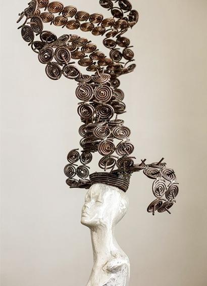Art contemporain africain